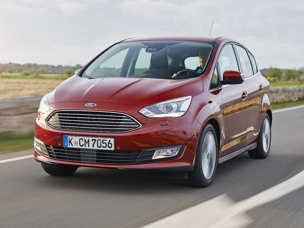 Bild zu Platz 6: Ford C-Max