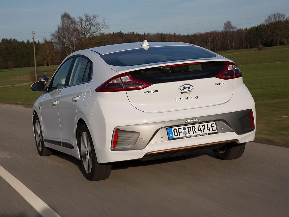 Bild zu Hyundai Ioniq Elektro