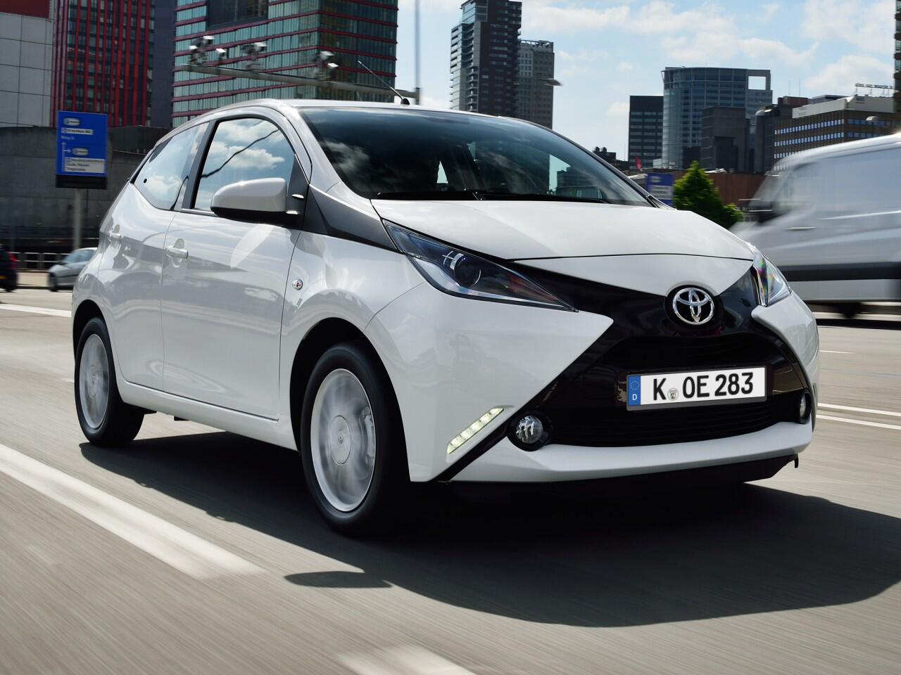 Bild zu Toyota Aygo