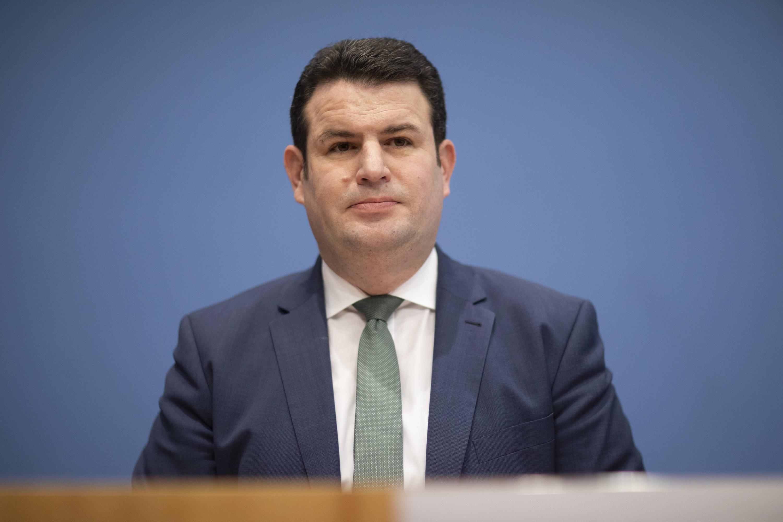 Bild zu Arbeitsminister Huberts Heil