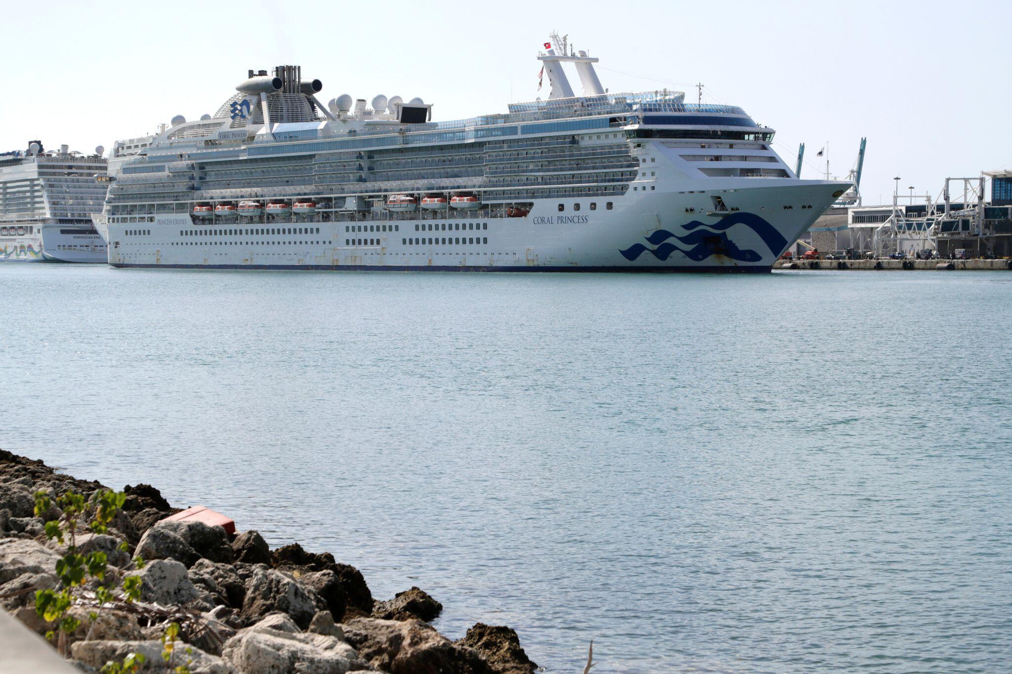 Kreuzfahrtschiff mit Corona-Patienten legte in Florida an