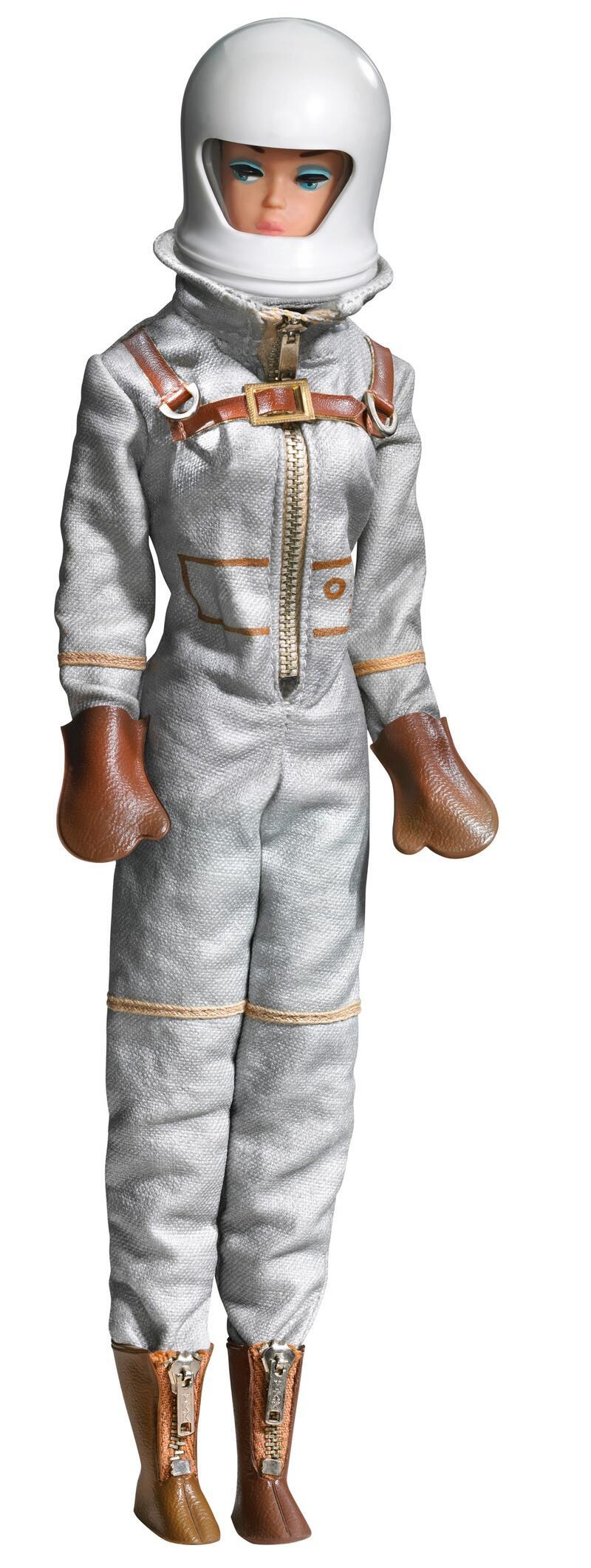 Bild zu 1965 - Astronauten-Barbie