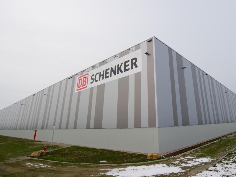 Bild zu DB Schenker