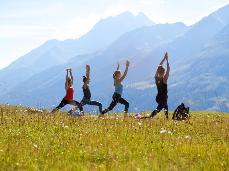 Bild zu Yoga in St. Anton