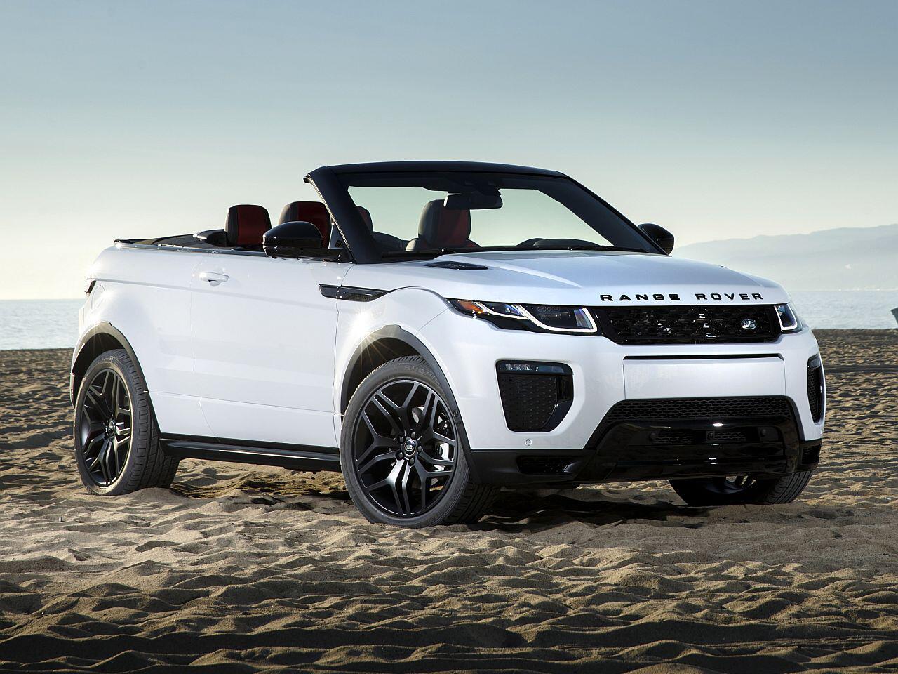 Bild zu Range Rover Evoque Cabrio