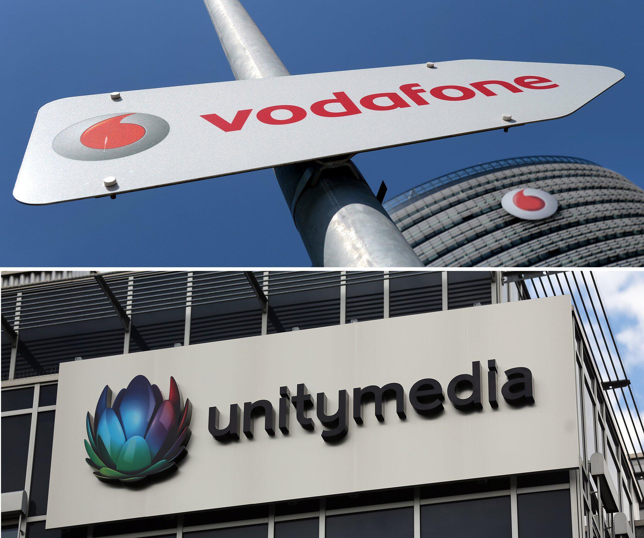 Bild zu Vodafone und Unitymedia
