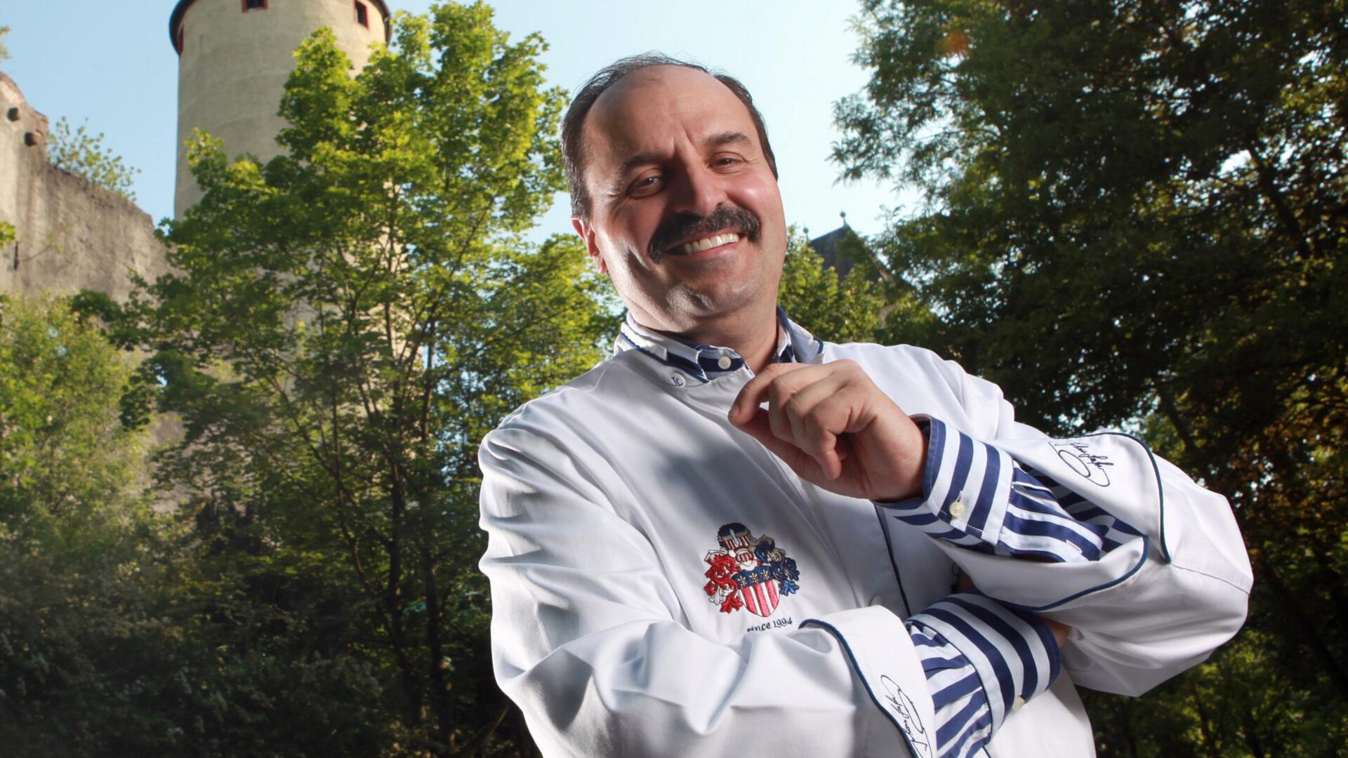 TV-Koch Johann Lafer hat Sterne-Restaurant