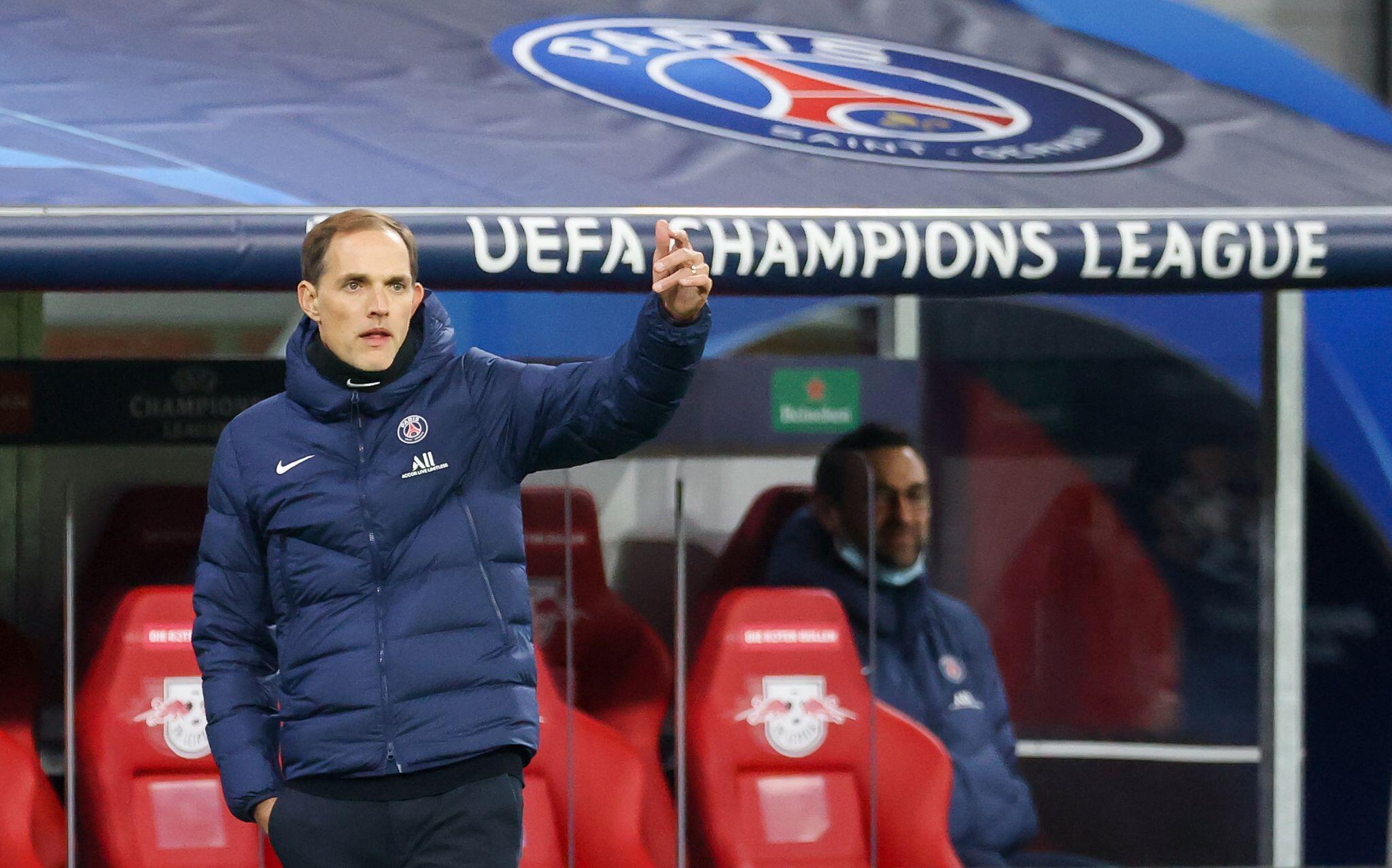 Paris Saint-Germain bestätigt Trennung von Trainer Tuchel