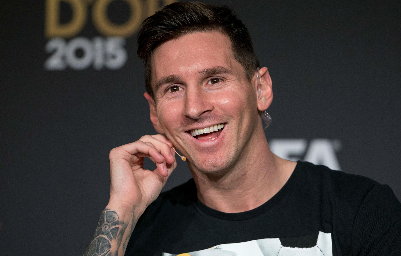 Bild zu Lionel Messi, Weltfußballer, FC Barcelona