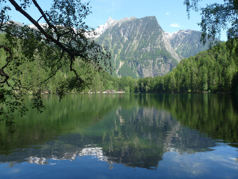 Bild zu Ötztal, Piburger See, Tirol