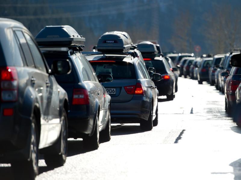 Bild zu Verkehr in Bayern
