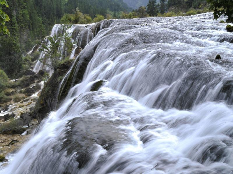 Bild zu Jiuzhaigou Naturschutzpark