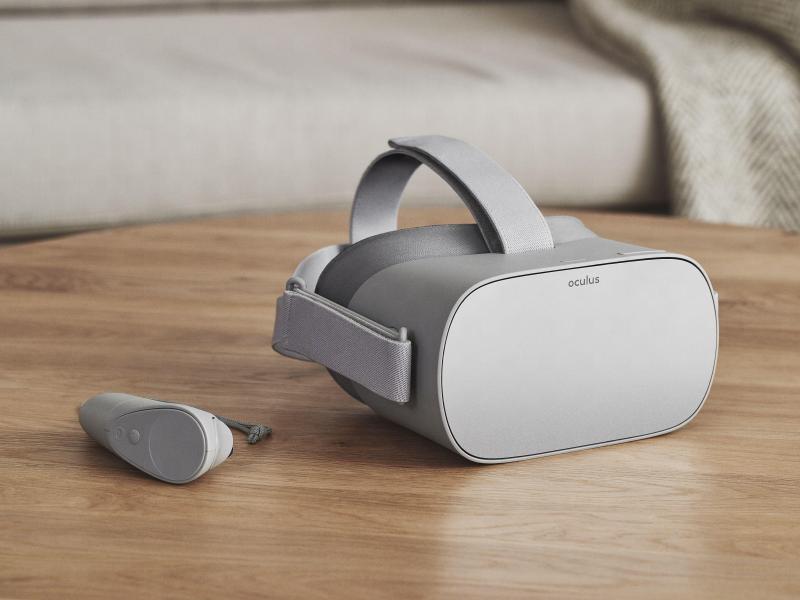 Bild zu Oculus Go