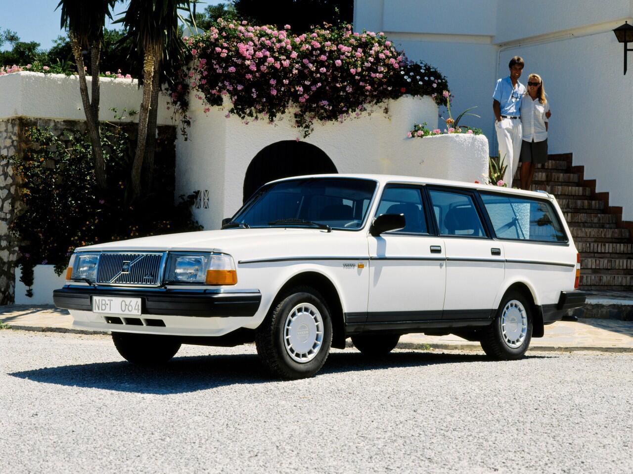 Bild zu Platz 8: Volvo 240