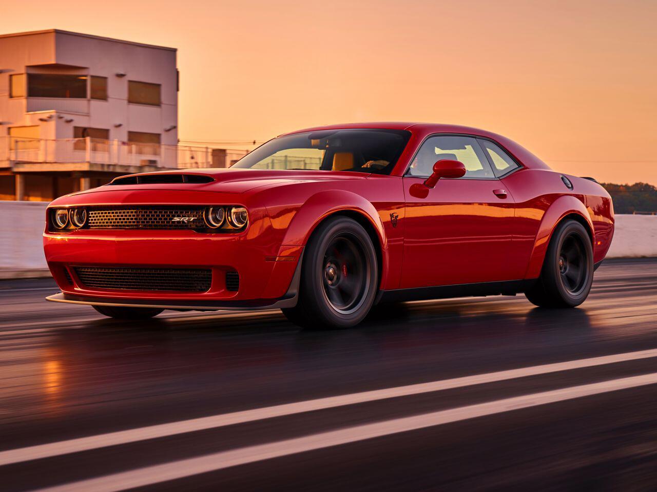 Bild zu Dodge Challenger SRT Demon