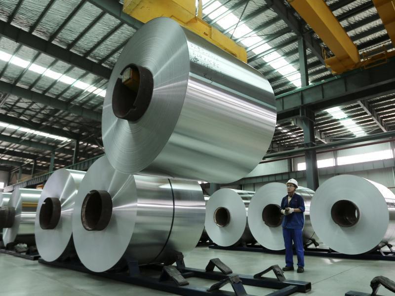 Bild zu Aluminium