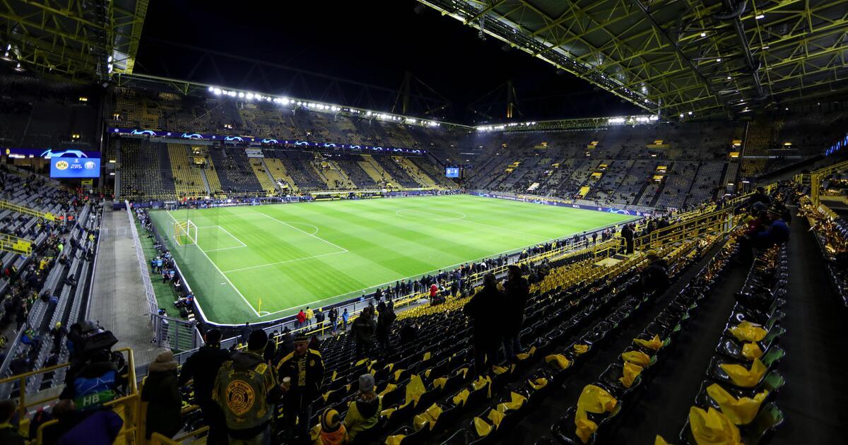 Sitzplätze bvb stadion Geschichte Westfalenstadion