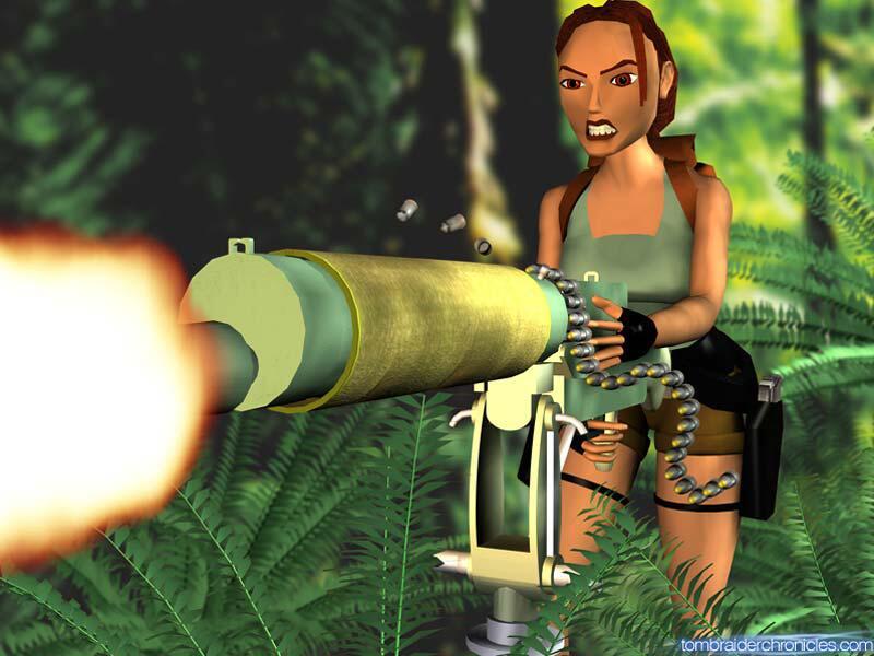 Bild zu Tomb Raider 2