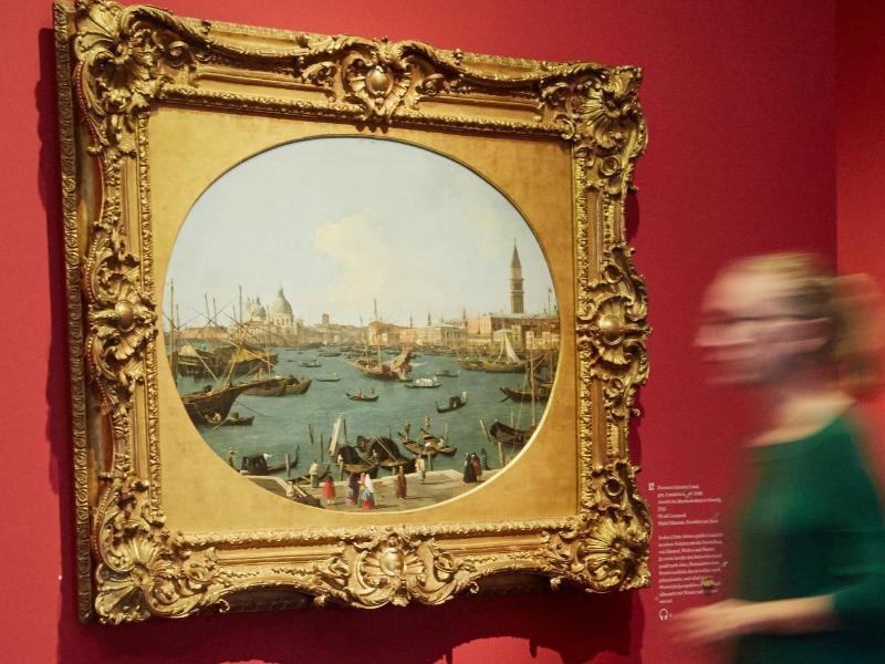 Bild zu Venedig - Stadt der Künstler