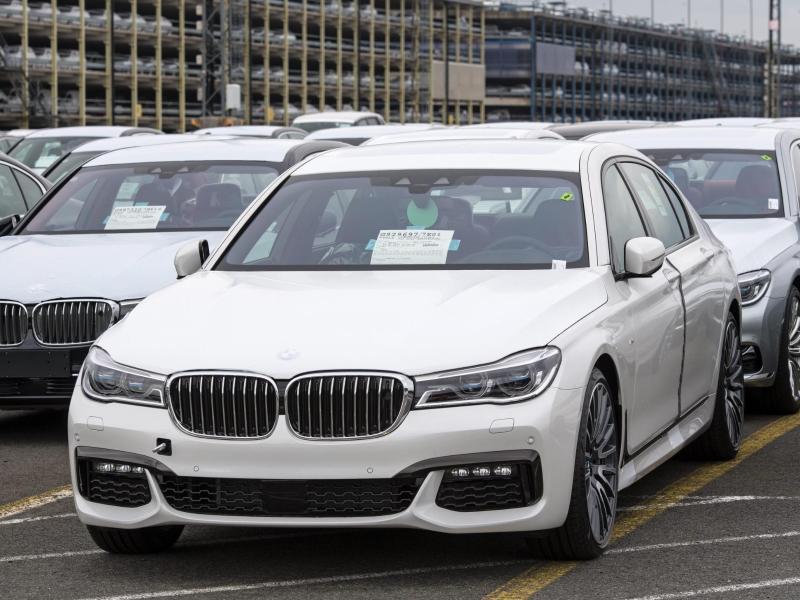 Bild zu BMW
