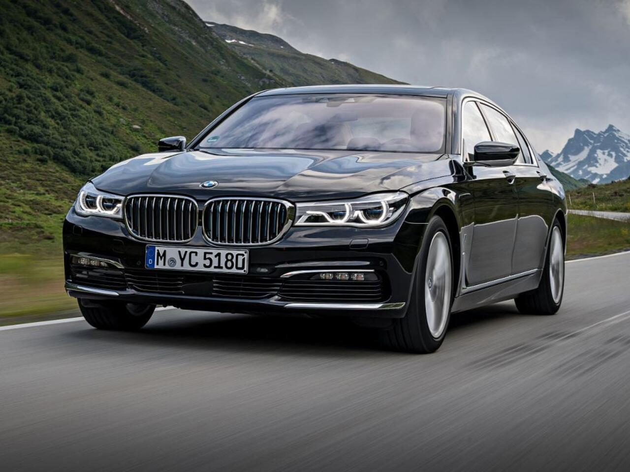 Bild zu Platz 10 - Modell: BMW 730 D
