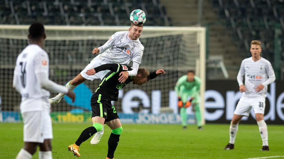 Bor. Mönchengladbach - VfL Wolfsburg