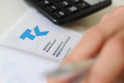 TK-Gesundheitskarte