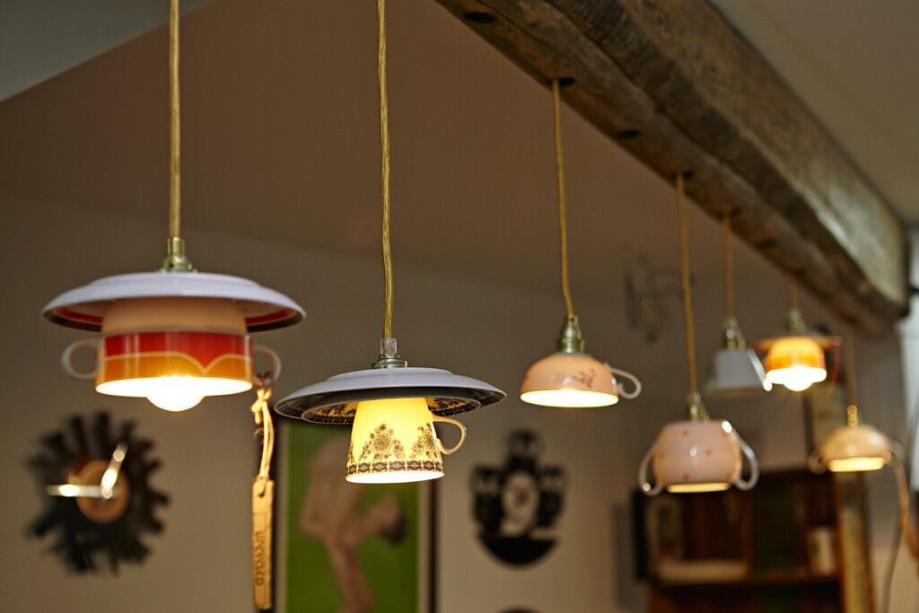 Ausgefallene deckenlampen  Ausgefallene Lampen