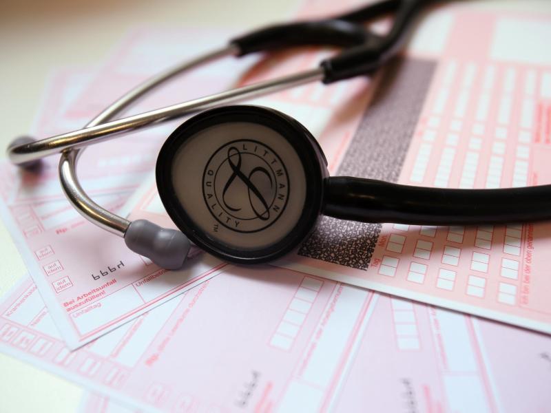 Bild zu Arztpraxis