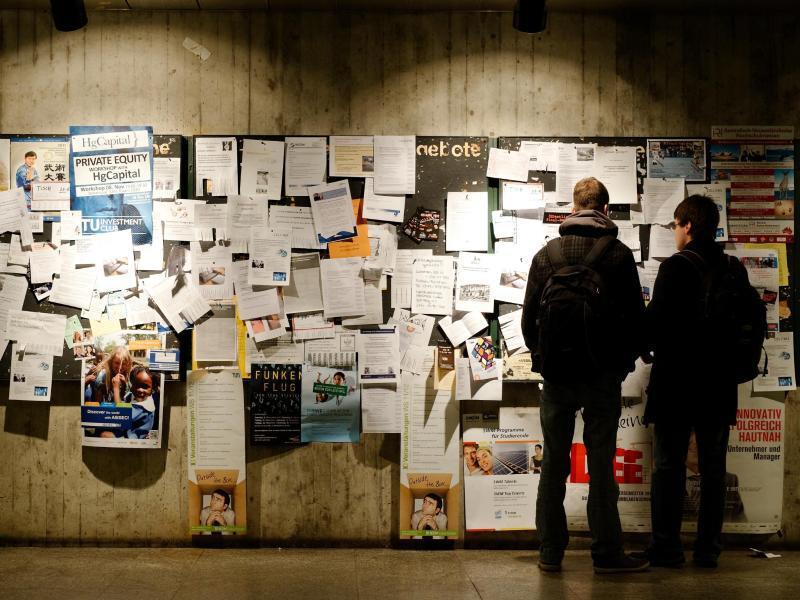 Bild zu Jagd nach der Studentenbude