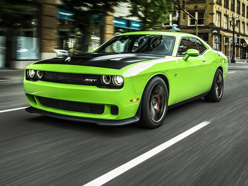 Bild zu Dodge Challenger SRT Hellcat
