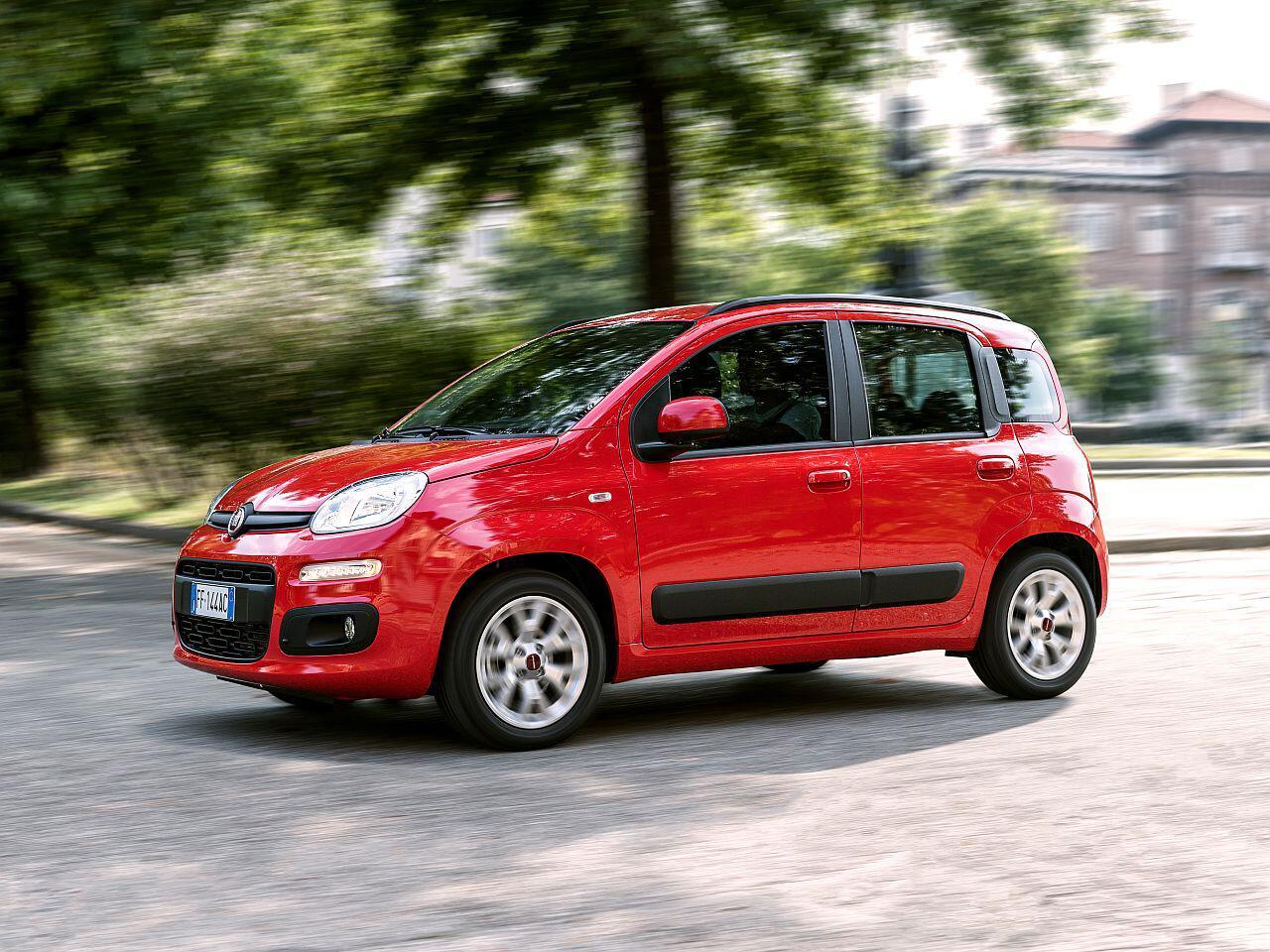 Bild zu Fiat Panda