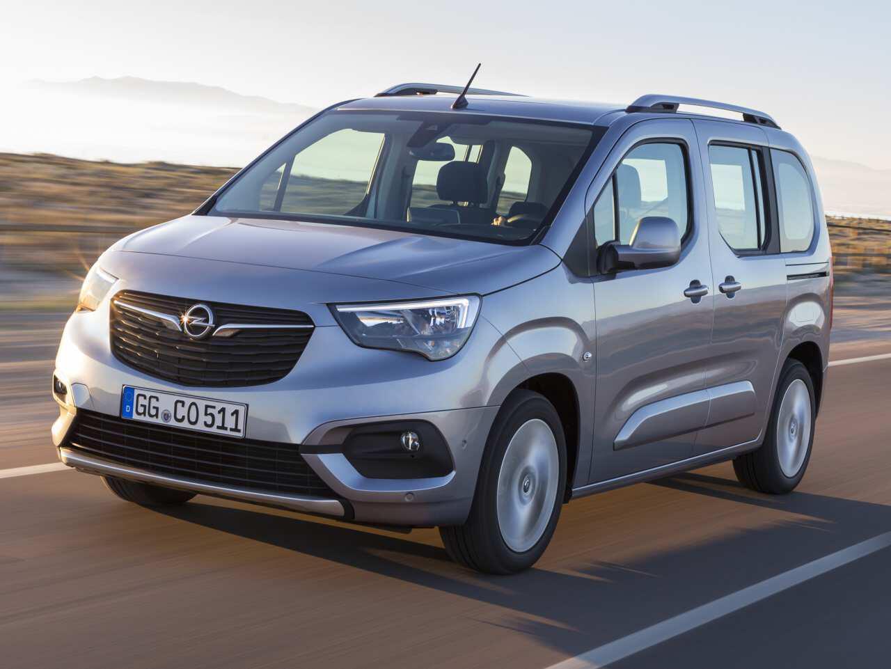 Bild zu Bestellstart Opel Combo Life
