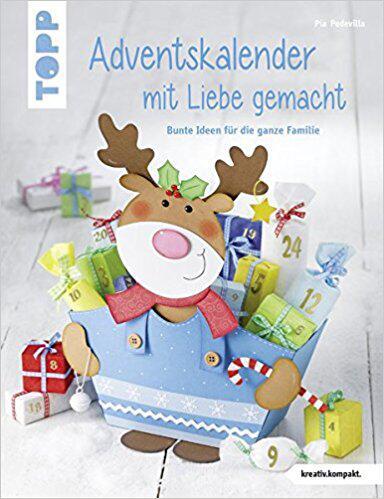 Bild zu Adventskalender, Advent, Weihnachten, DIY