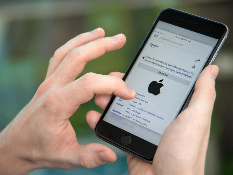 Bild zu iPhone 6S