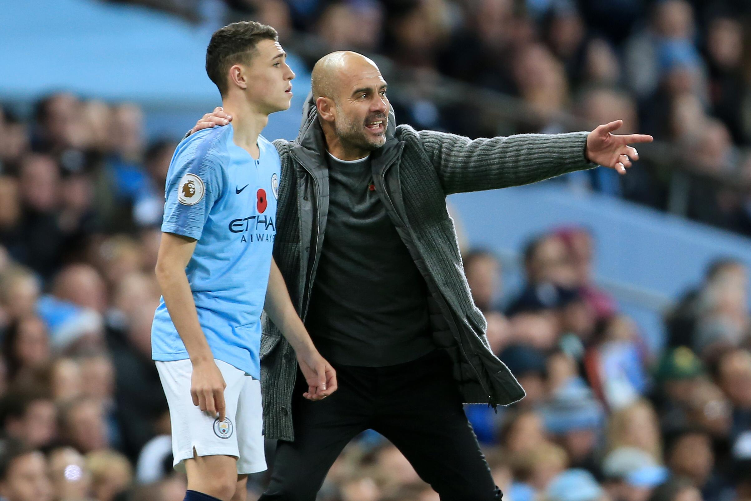 Bild zu Premier League, Manchester City, ManCity, Guardiola, Foden