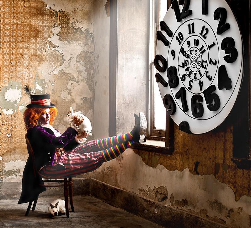 Bild zu Der verrückte Hutmacher