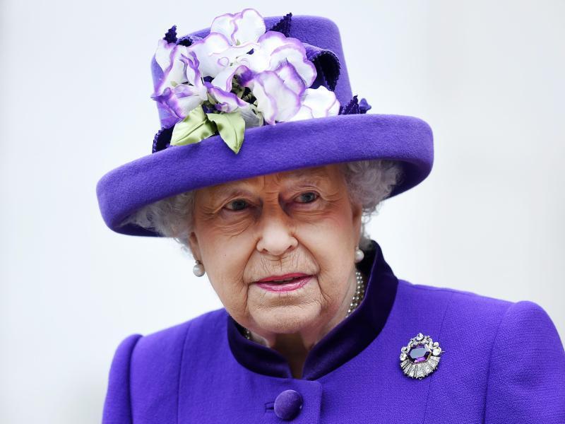 Bild zu Queen Elizabeth II.