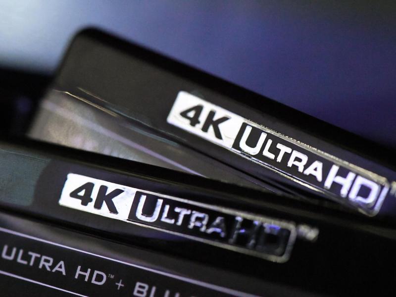 Bild zu UHD-Blu-rays noch relativ selten