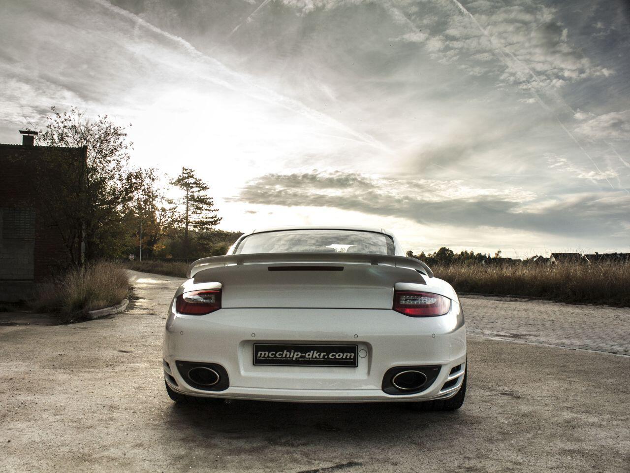"""Bild zu Damit soll der Porsche die """"Grüne Hölle"""" noch schneller absolvieren"""