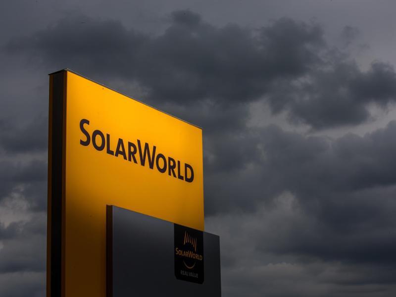 Bild zu Solarworld ist wieder pleite