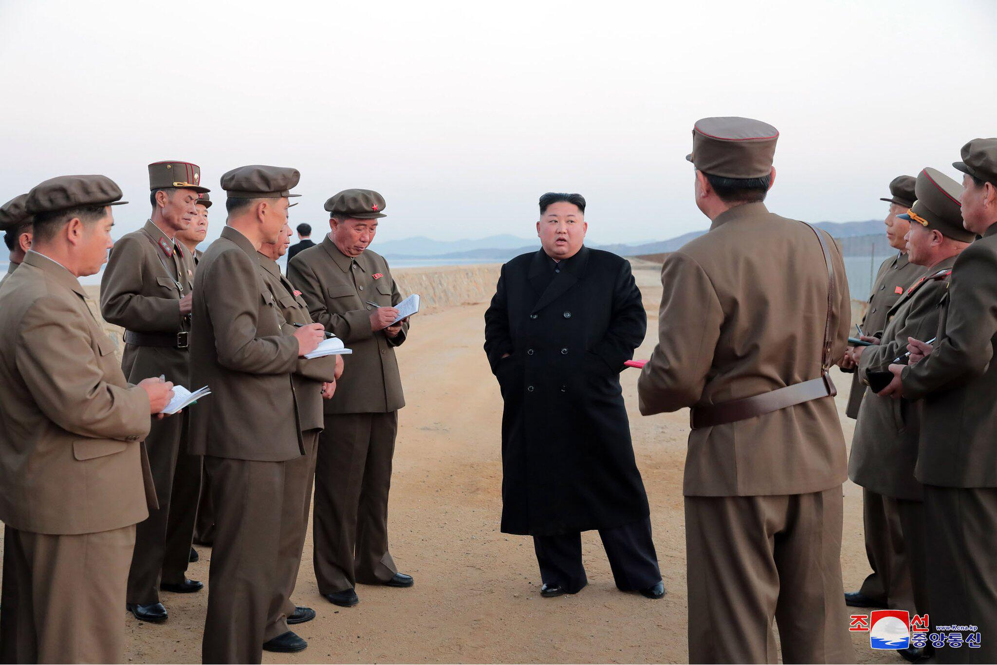 Nordkorea testet neue