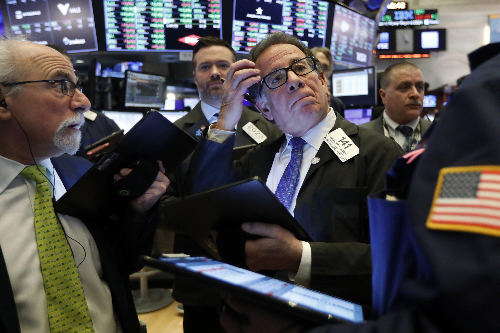 Bild zu Coronavirus - Börsen