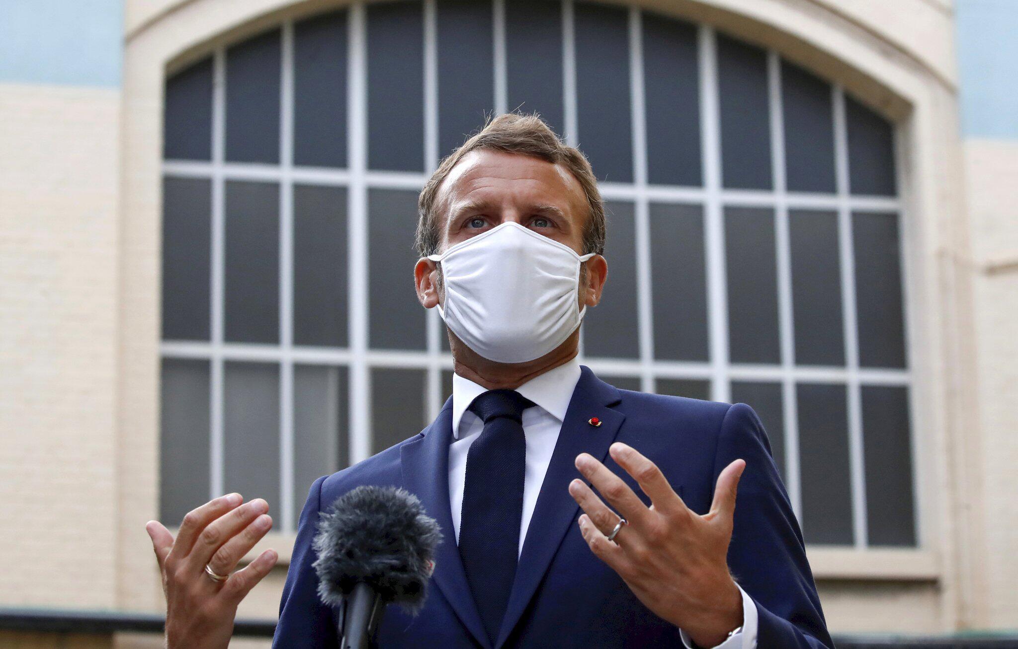 Corona-Situation in Frankreich verschärft sich   Brennpunkte