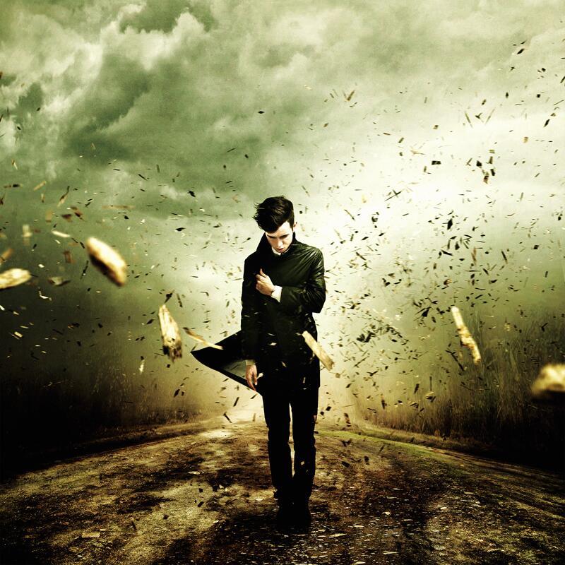 Bild zu Explosion