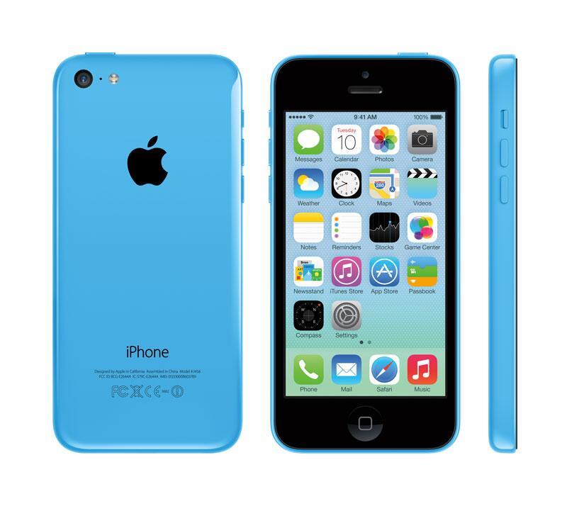 Bild zu Apple stellt iPhone 5S und iPhone 5C vor