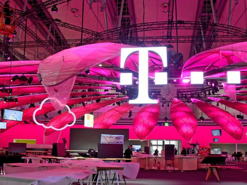 Bild zu Deutsche Telekom auf der CeBIT