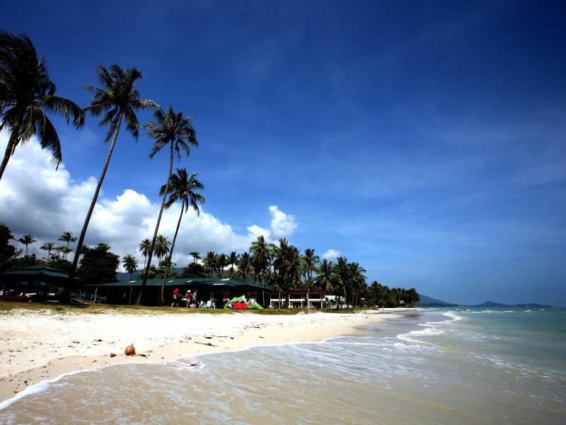 Bild zu Strand auf Ko Samui
