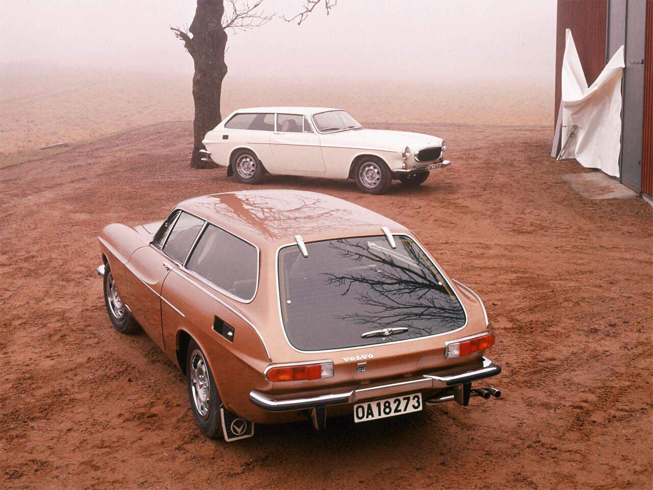 Bild zu Volvo P 1800 ES