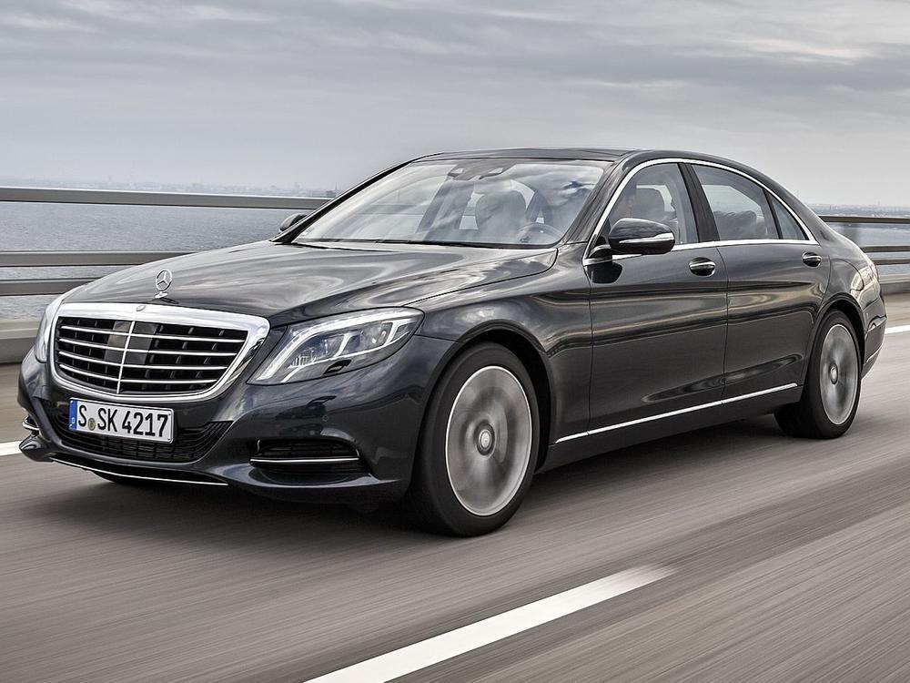 Bild zu Oberklasse: Platz 1 - Mercedes-Benz S-Klasse